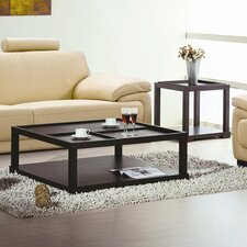 <strong>Hokku Designs</strong> Parson Coffee Table Set