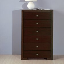 <strong>Hokku Designs</strong> Alpha 6 Drawer Chest