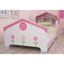 Dollhouse Toddler Bed Frame