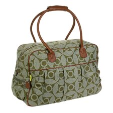 <strong>Amy Butler</strong> Dream Traveler Cotton Duffel