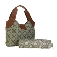 <strong>Amy Butler</strong> Wildflower Diaper Bag