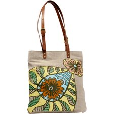 Breeze Harper Tote Bag