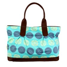Blue Imperial Abina Tote Bag