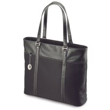 Women's Ultra Laptop Tote in Black