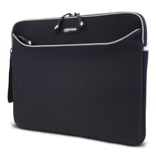 "17"" Black SlipSuit Neoprene Laptop Sleeve for MacBook Pro"