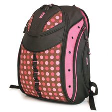 Women's Express Backpack in Polka Dot