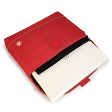"Sumo 12"" Mac Nylon Sleeve in Red"
