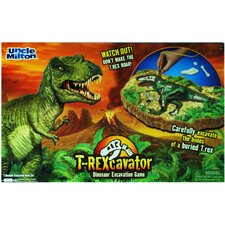 Uncle Milton T-Rexcavator Dinosaur Excavation Game