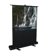 "<strong>Mustang</strong> 60"" Portable Screen in Matte White"