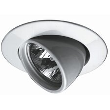 Premium Line 50W GU5-3 1 Light 9.9cm Downlight Kit