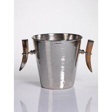 Barclay Butera Casablanca Ice Bucket with Horn Handles