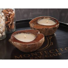 Coconut Mango Candle Set (Set of 2)