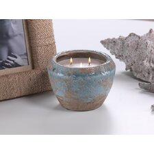 Provence Bleu Citronella Candle Pot