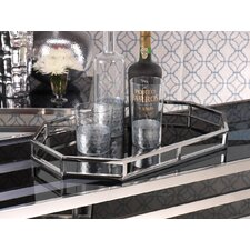 Barclay Butera Casablanca Octogonal Serving Tray