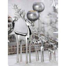 Reindeer Decorative Figure (Set of 8)