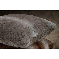 Faux Fur Throw Pillow (Set of 2)