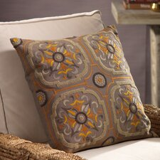 Maroc Window Cotton Throw Pillow (Set of 2)