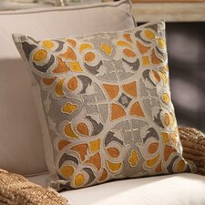 Oujda Cotton Throw Pillow