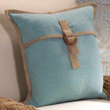 Mauritius Linen and Jute Throw Pillow (Set of 2)