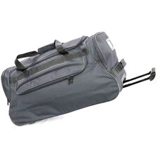 2-Wheeled Easy Travel Duffel