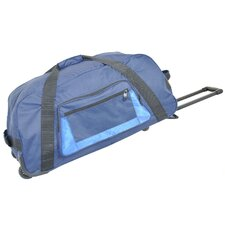 "28"" 2-Wheeled Lightweight Sports Travel Duffel"