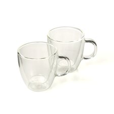 Bodum Bistro 5 oz. Mug (Set of 2)