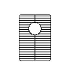 "<strong>Julien</strong> 12"" x 16"" Electropolished Grid for Kitchen Sink Bowl"