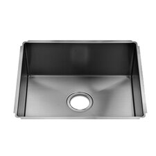 "J7 19"" x 17.5"" Single Bowl Kitchen Sink"