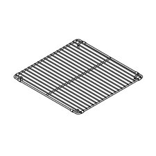"14"" x 14"" Electropolished Grid for Sink Bowl"