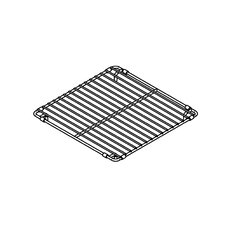 "11"" x 11""  Electropolished Grid for 12''x12'' Sink Bowl"
