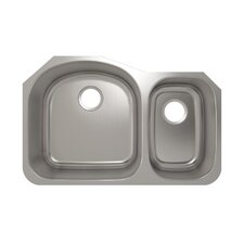 "<strong>Julien</strong> 28.83"" x 17.75"" Contour Undermount Kitchen Sink"