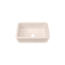 "F140 23.5"" x 18.13"" Farmhouse Single Bowl Kitchen Sink"