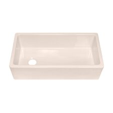 "F140 36"" x 18.13"" Farmhouse Single Bowl Kitchen Sink"