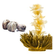 Exclusive Blooming Jasmine Tea