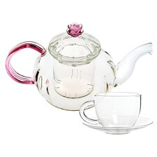 <strong>Tea Beyond</strong> Juliet 5 Piece Tea Set