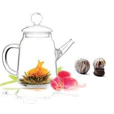 2 Piece 0.5-qt. Blooming Tea Set