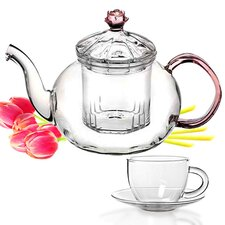 Juliet 5 Piece Tea Set