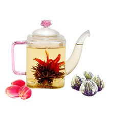 Romeo Fab Flowering Tea Set