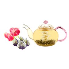 <strong>Tea Beyond</strong> Juliet Premium Blooming Jasmine Tea Set