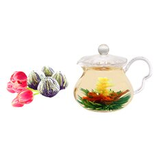 <strong>Tea Beyond</strong> Fairy Jasmine Fab Flowering Tea Set