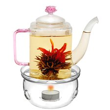 Romeo Teapot with Tea Warmer Cozy