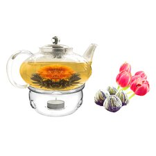 Harmony 1.56-qt. Fab Flowering Tea Set