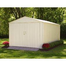 Mountaineer 10ft. W x 30ft. D Steel Storage Shed