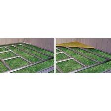 Floor Kit for Arrow Swing Door Steel Storage Shed