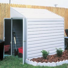 Yardsaver 4ft. W x 7ft. D Steel Storage Shed