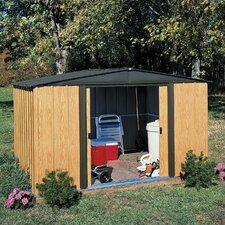 Woodlake Steel Storage Shed