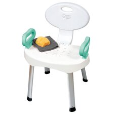 E-Z Bath and Shower Seat with Handles
