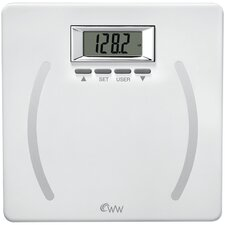 <strong>Conair</strong> Weight Watchers Plastic Body Fat Scale