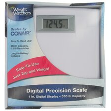 <strong>Conair</strong> Weight Watchers Digital Precision Scale