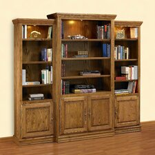 "Britania Heirloom 85"" Bookcase"